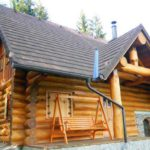 Сруб дома 8х9: цена от 517 000 руб